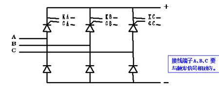 西门子3rw3软启动接线图
